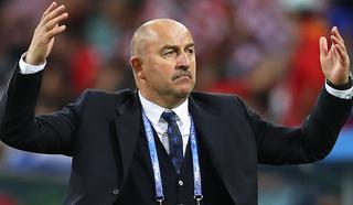 Черчесов считает матч между сборными России и Хорватии лучшим на турнире