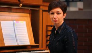 Мария Моисеева (орган)