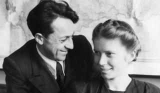 Александр и Татьяна Соболевы, 1947 год