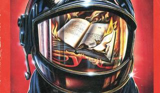 """Обложка книги Рэя Брэдбери """"451 градус по Фаренгейту"""""""