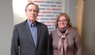 Александр Чучалин и Ольга Копылова
