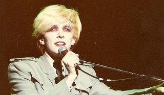 Британский музыкант, вокалист и автор песен Дэвид Сильвиан (David Sylvian). Автор: SonnyLaneWard
