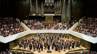 Лейпцигский оркестр Гевандхауза Германия /germany.travel/