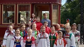 """артисты ансамбля """"Ладушки-Потешки"""", фото - Алевтина Пиганова"""