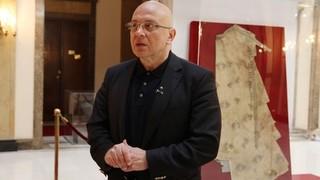 министр культуры и массовых коммуникаций Сербии Владан Вукосавлевич