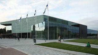Дом музыки  (Хельсинки). Автор фото Jisis /ru.wikipedia.org/