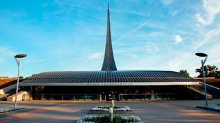 Здание музея космонавтики в Москве /kosmo-museum.ru/