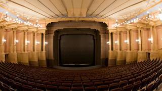 Зрительный зал Festspielhaus в Байройте. /pa /dpa /Daniel Karmann/ - /welt.de/