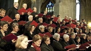Певческое общество «Канторай» Фото Christof Eugster