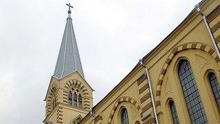 Лютеранский кафедральный собор святых Петра и Павла в Москве / krassotkin / CC BY 3.0