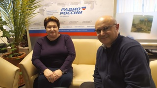 На фото: Салихат Гамзатова и Николай Мамулашвили