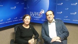 Людмила Борзяк и Александр Покидченко