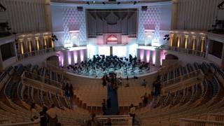 Концертный зал имени П.И. Чайковского/ ru.wikipedia.org