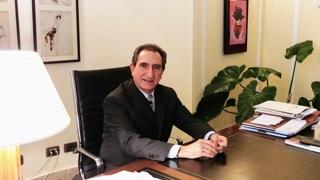 Карло Фуортес, директор Римского оперного театра. Фото Людмилы Осиповой.