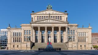 Берлинский Концертхауз /commons.wikimedia.org/