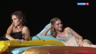 Премьера «Дачников» Евгения Марчелли состоялась в театре имени Ермоловой