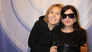 Ольга Кормухина и Диана Гурцкая