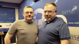 Иван Волонихин и Игорь Шатров