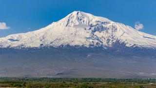 Армения. Гора Арарат
