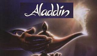 """""""Аладдин"""" (кадр из мультфильма """"Aladdin"""" студии Disney 1992 года)"""