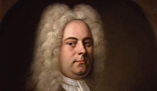 Георг  Фридрих  Гендель, немецкий и английский композитор эпохи барокко