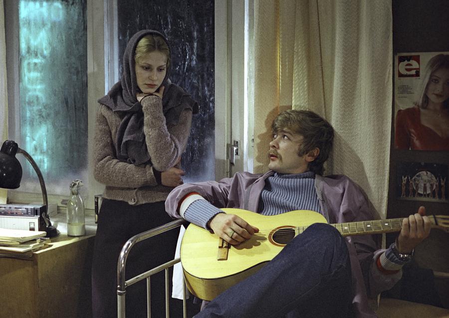 Каменкова Анна  Биография  Актеры советского и