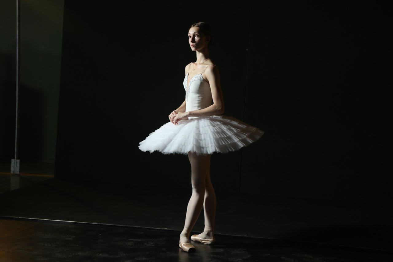Ольга Смирнова о балете БаядеркаOlga Smirnova talks about La Bayadere ballet