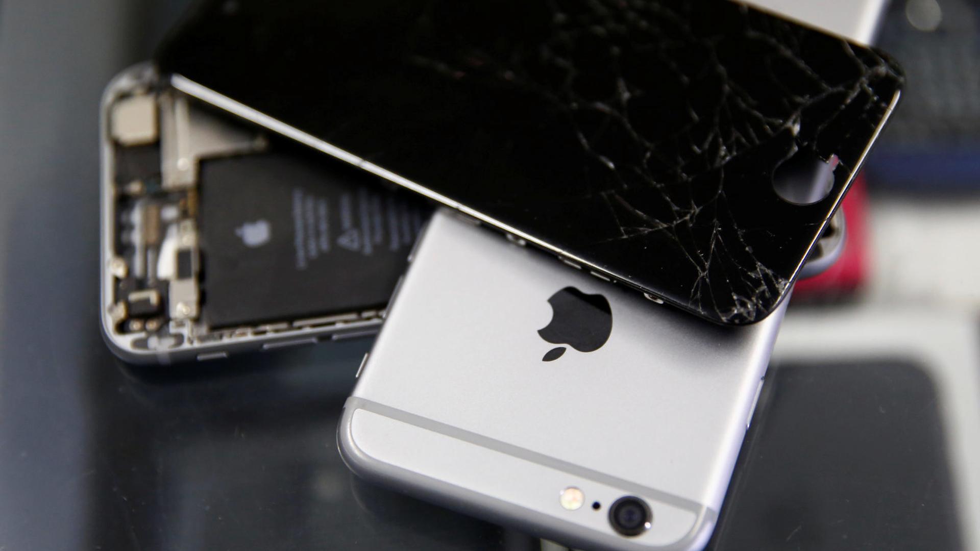 устройство по ремонту apple
