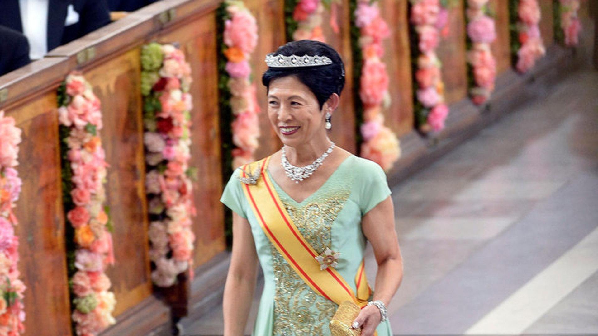 Принцесса Японии прибыла в Саранск