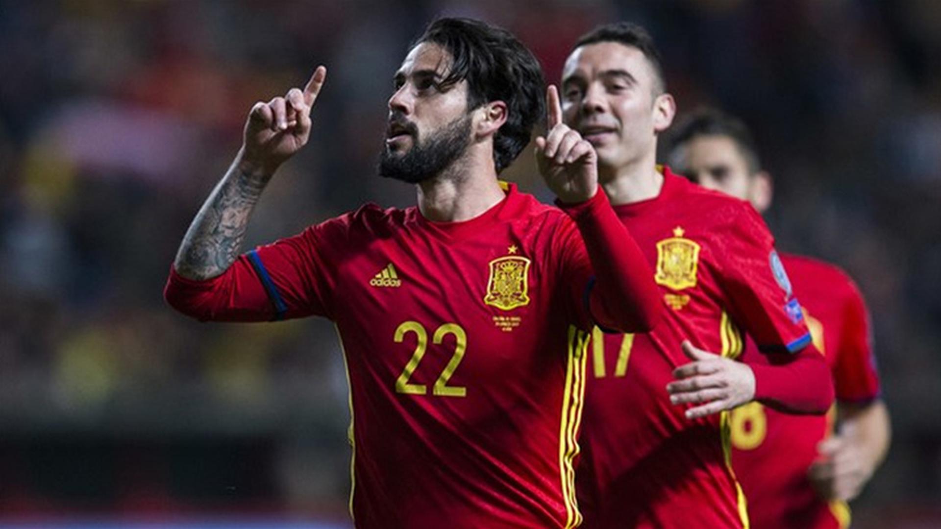 Чемпионат мира. Испанцы играют вничью с Марокко после первого тайма