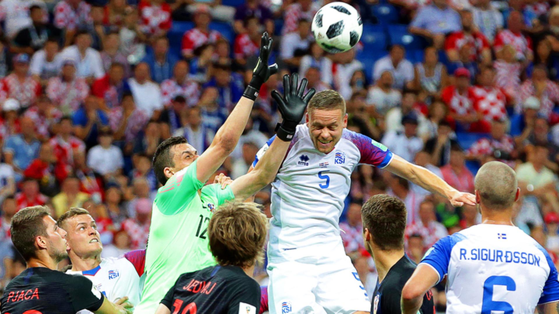 Исландцы уступили хорватам и не смогли выйти в плей-офф чемпионата мира
