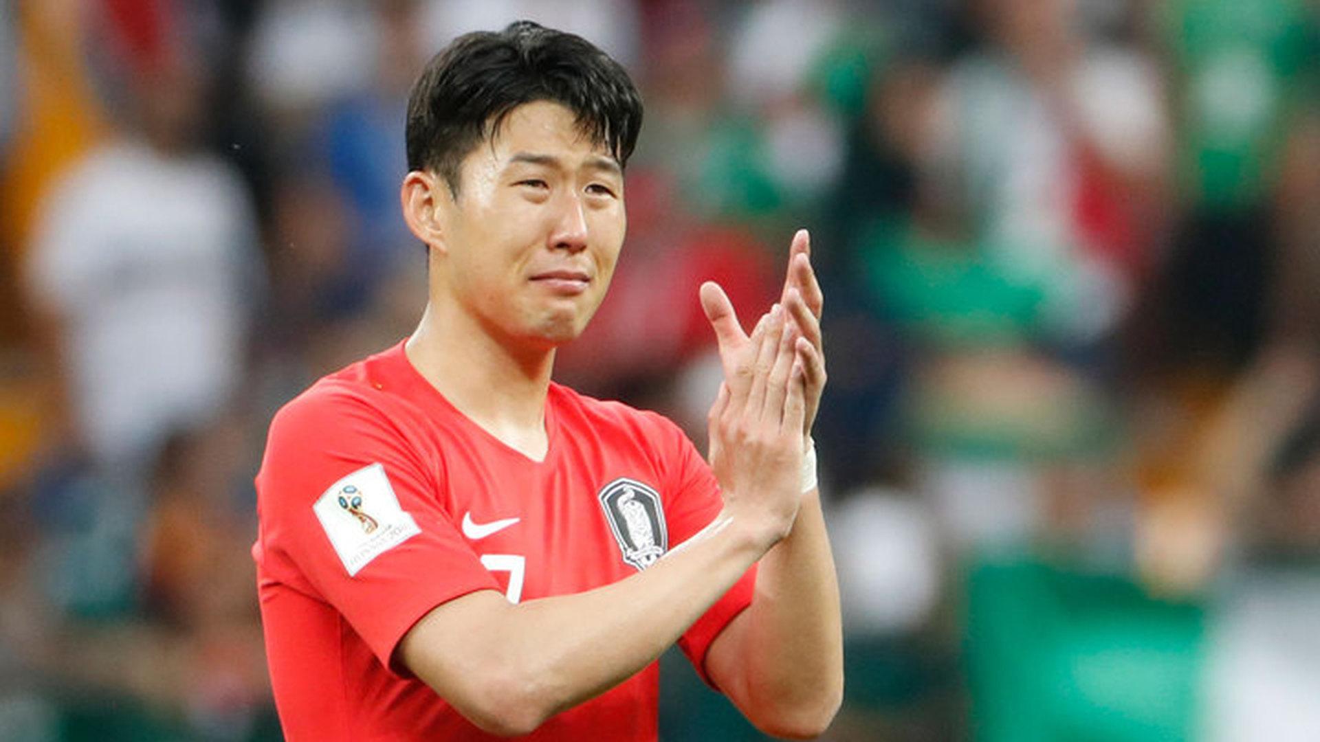 """""""Манчестер Юнайтед"""" хочет купить Сон Хын Мина"""