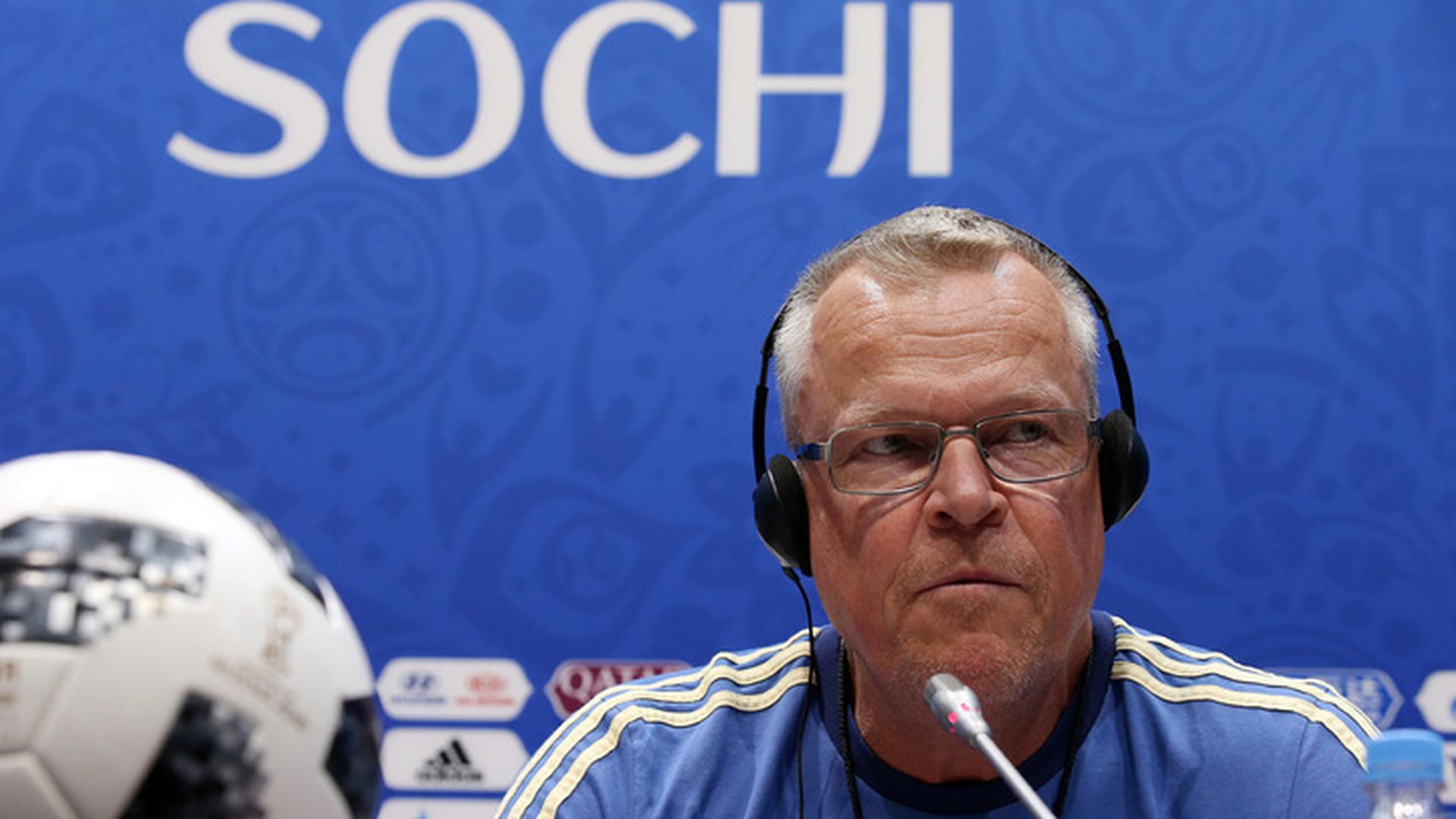 Тренер сборной Швеции Андерссон: англичане смогут дойти до самого конца