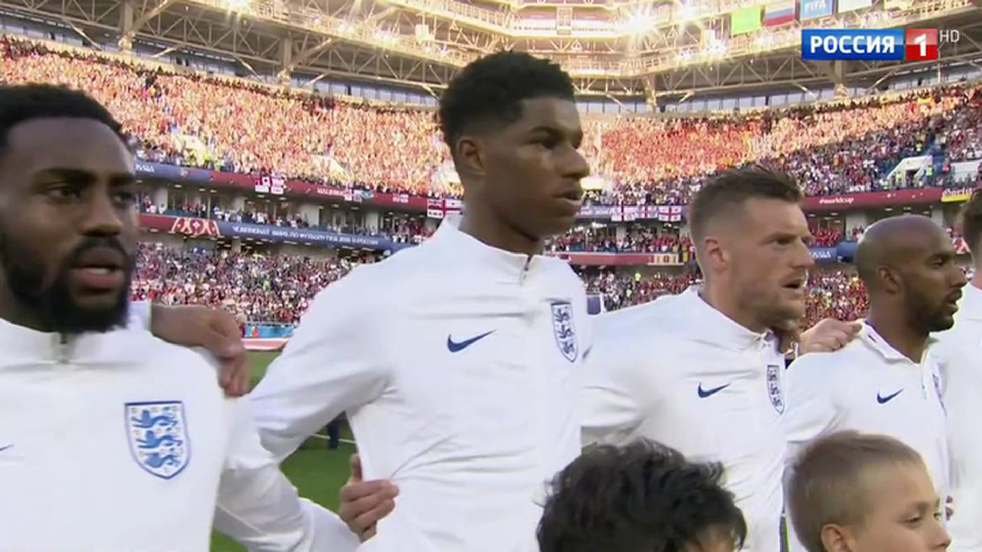 """Полуфинал Хорватия – Англия покажут на """"России 1"""" и Вестях.Ru"""