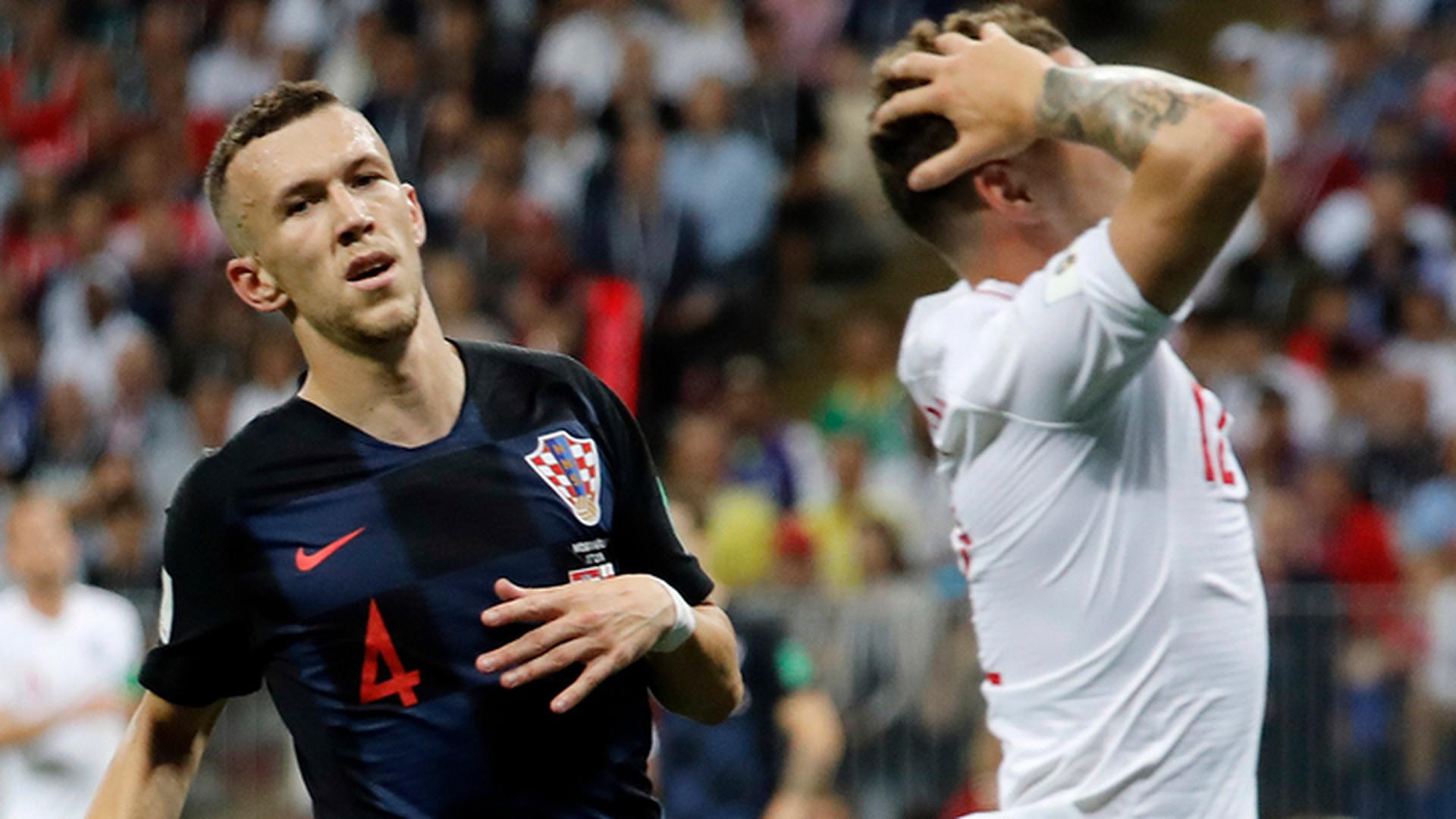 Полузащитник сборной Хорватии обратился в больницу