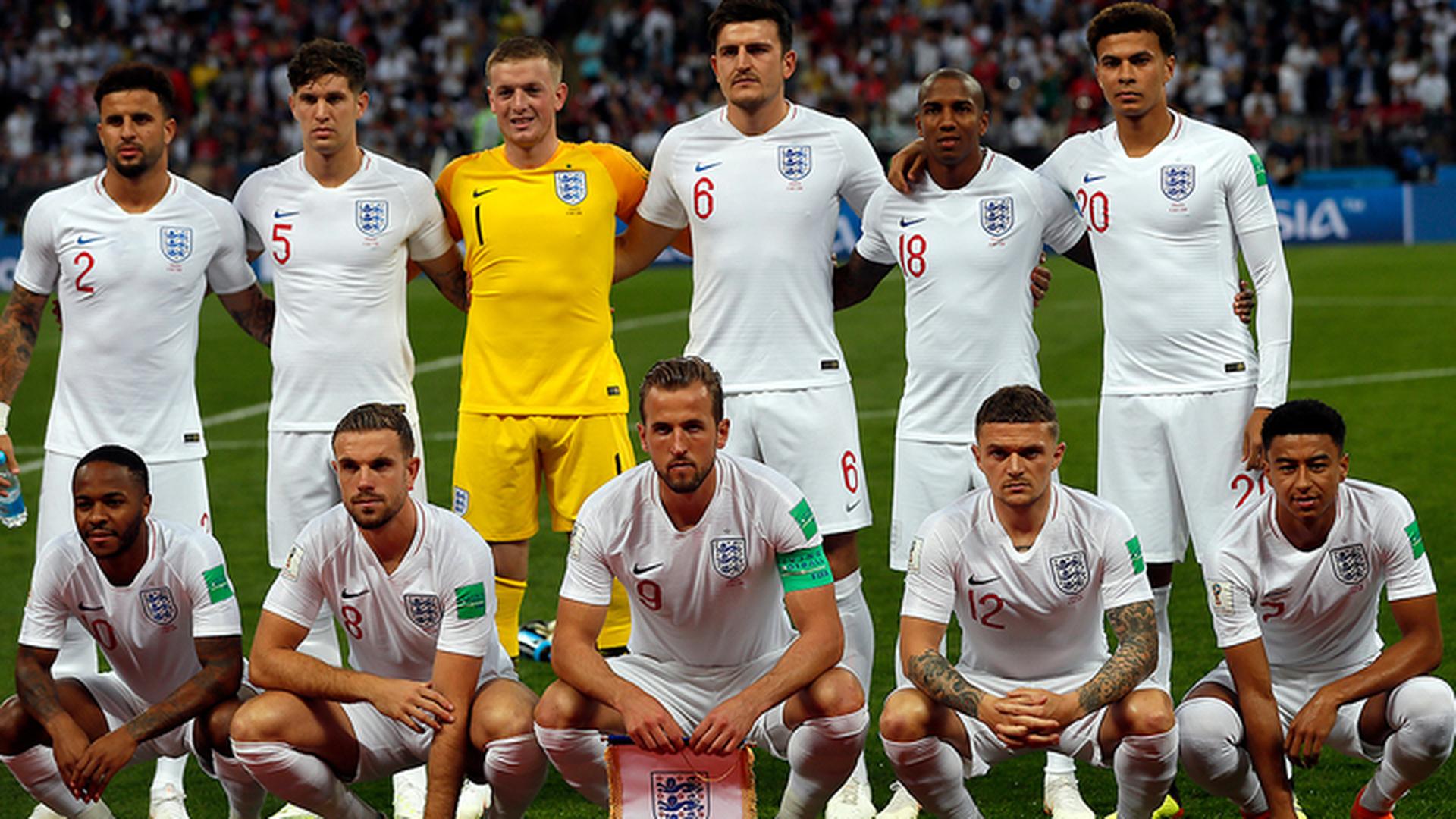 Англия сборная мира футбол