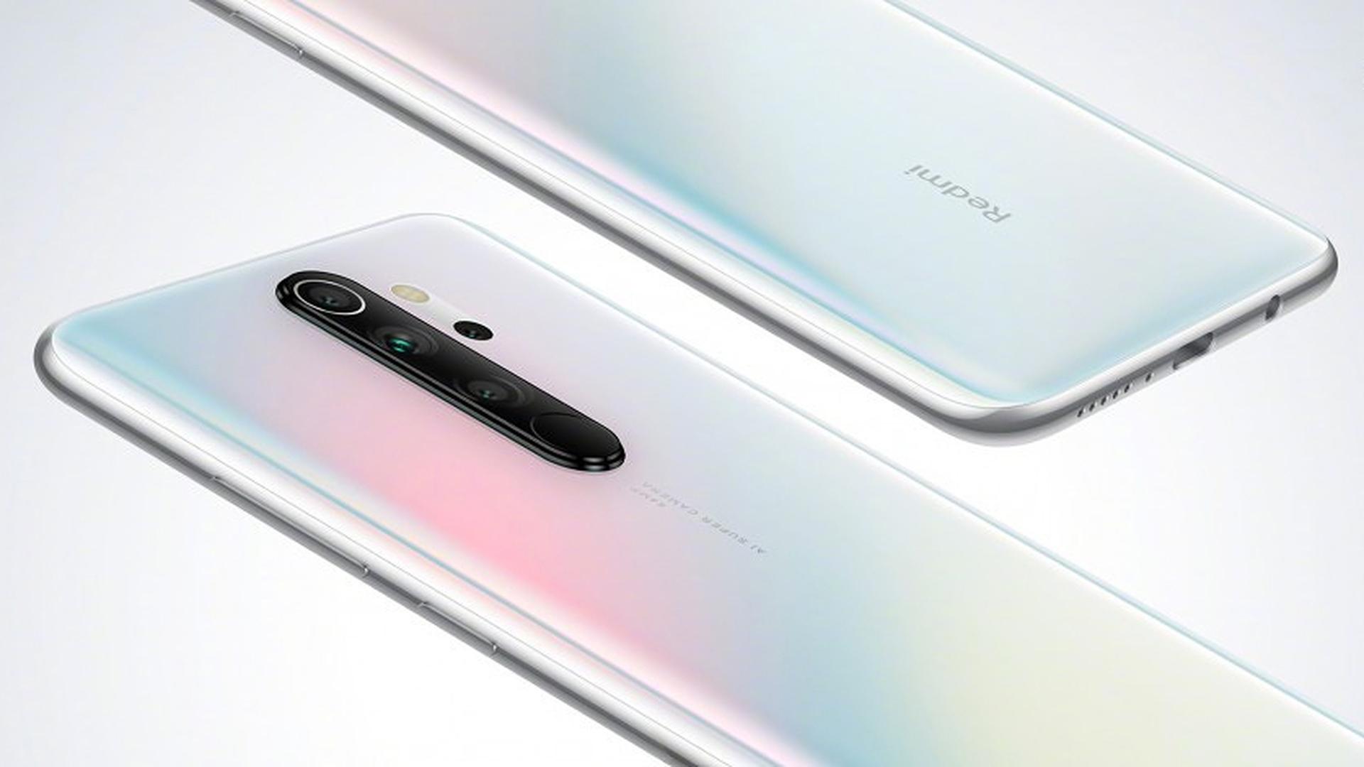 Смартфон Redmi Note 8 обзаведется пятью камерами