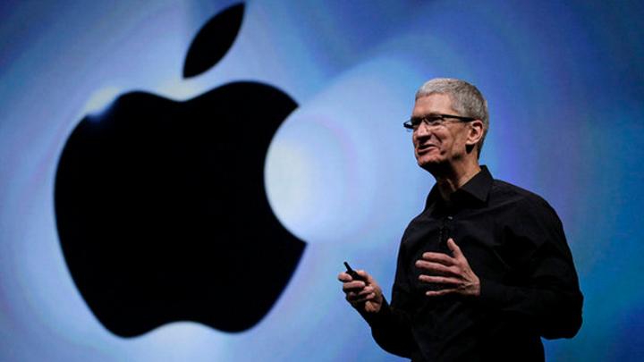 Известная «яблочная» компания приобрела создателя механизма слежения за глазами