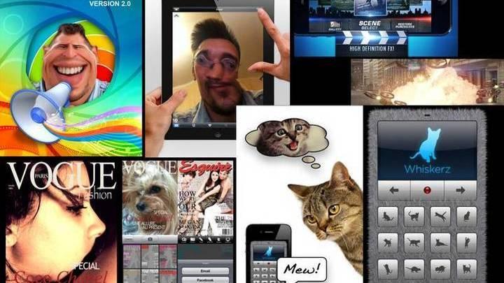 28 увлекательных приложений для iPhone и iPad для