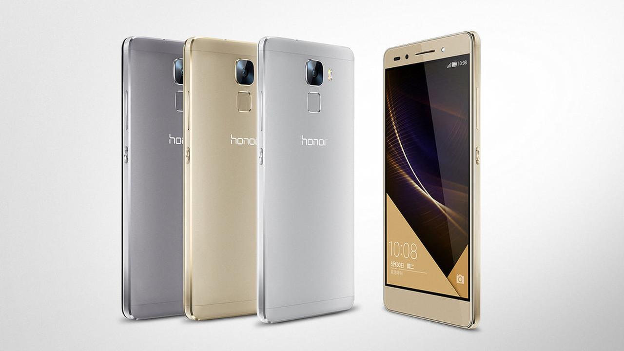 adf1294e4cdb Обзор смартфона Huawei Honor 7  доступный шик