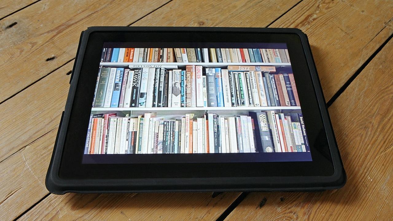 Жители Петербурга полюбили электронные книги