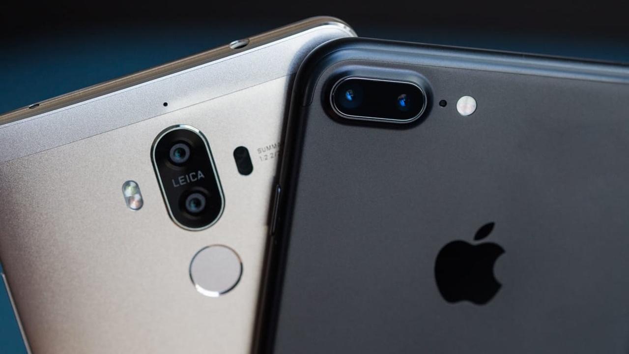 Уже несколько месяцев подряд компания-производитель смартфонов Huawei обгоняет «яблочную» компанию по количеству продаж