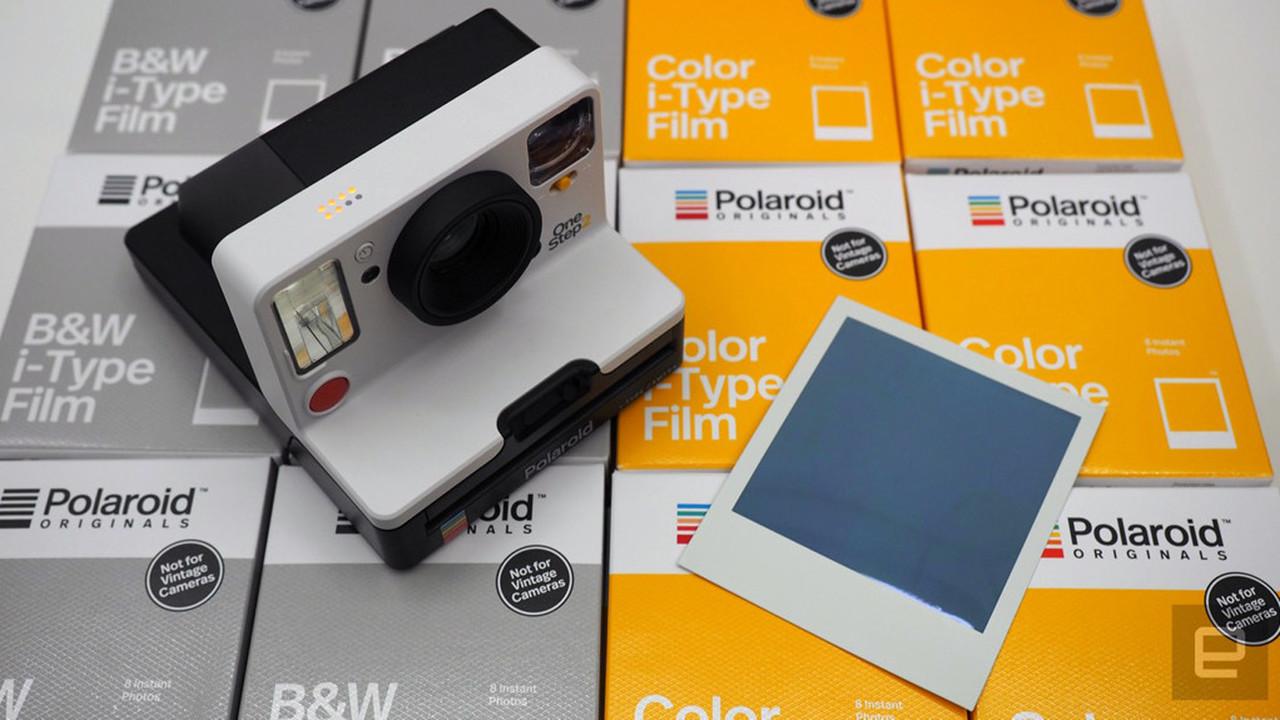 Polaroid выпустила стремительные камеры после 10 лет перерыва