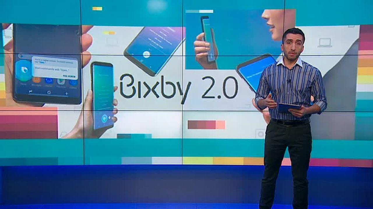 Вести.net: обновленный голосовой помощник Samsung поселится в телевизоре
