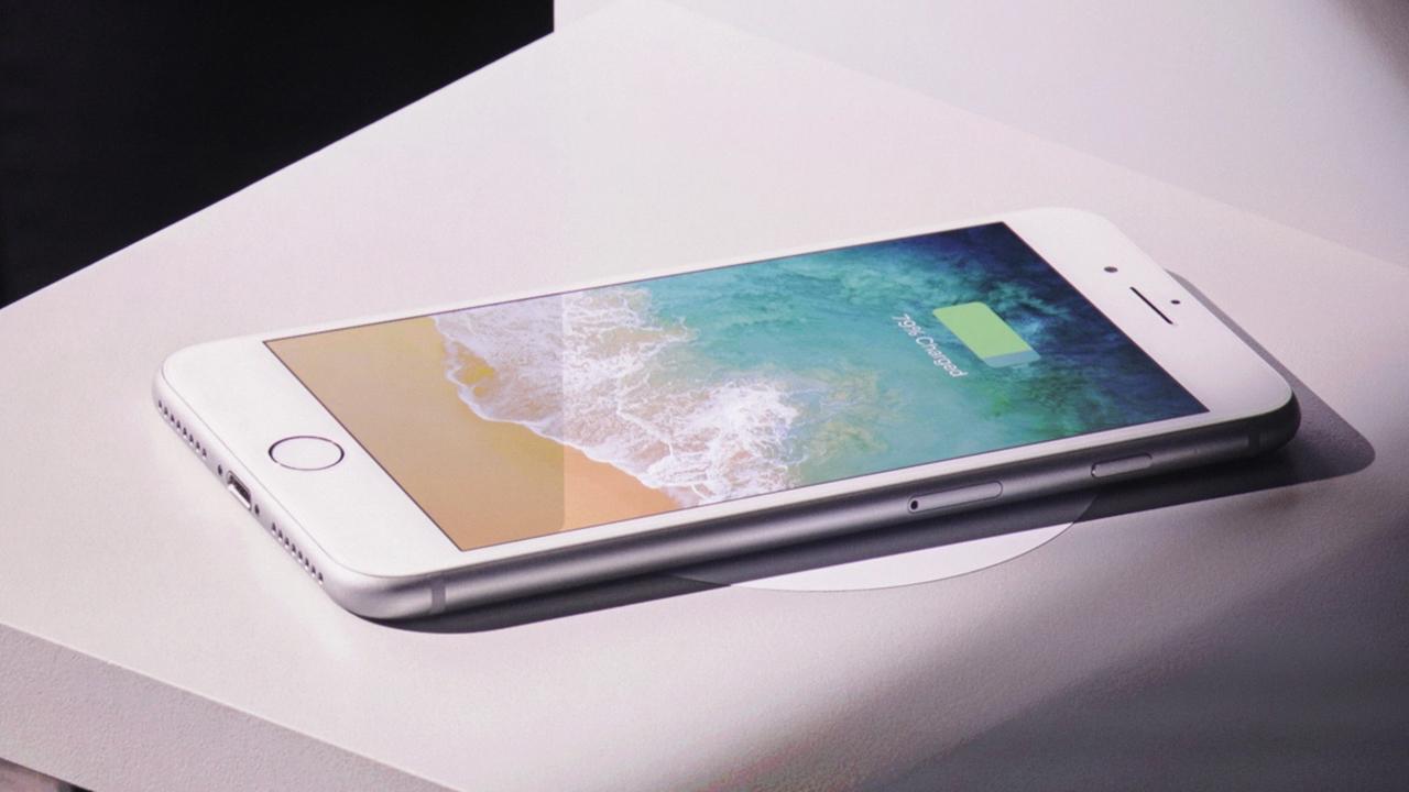 IPhone-новинка: Apple разработала функцию сверхбыстрой беспроводной зарядки