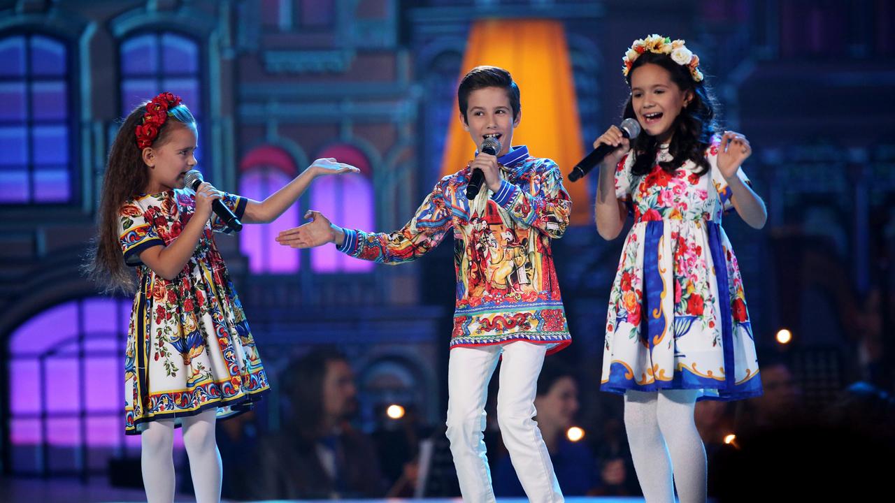 Трио вокалистов стало победителем пятого зрительского голосования