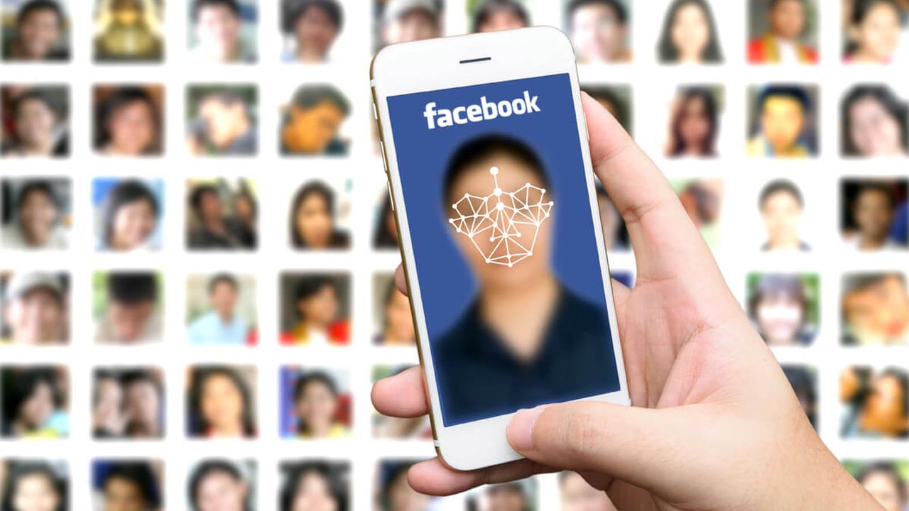 Социальная сеть Facebook запустила систему распознавания лиц