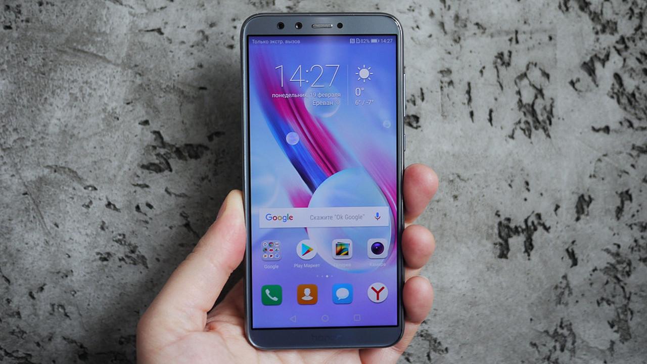 Обзор смартфона Honor 9 Lite  середнячок без лишнего