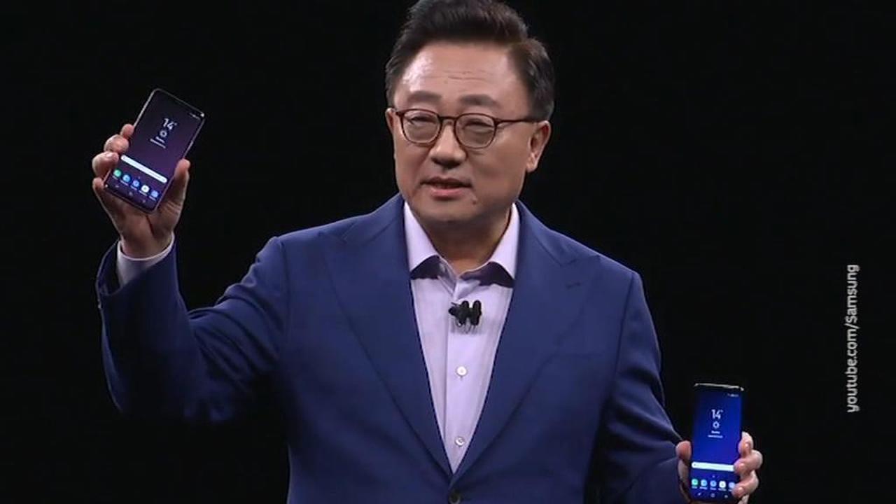 25 февраля 2018 года - прямая трансляция мероприятия Samsung Galaxy Unpacked