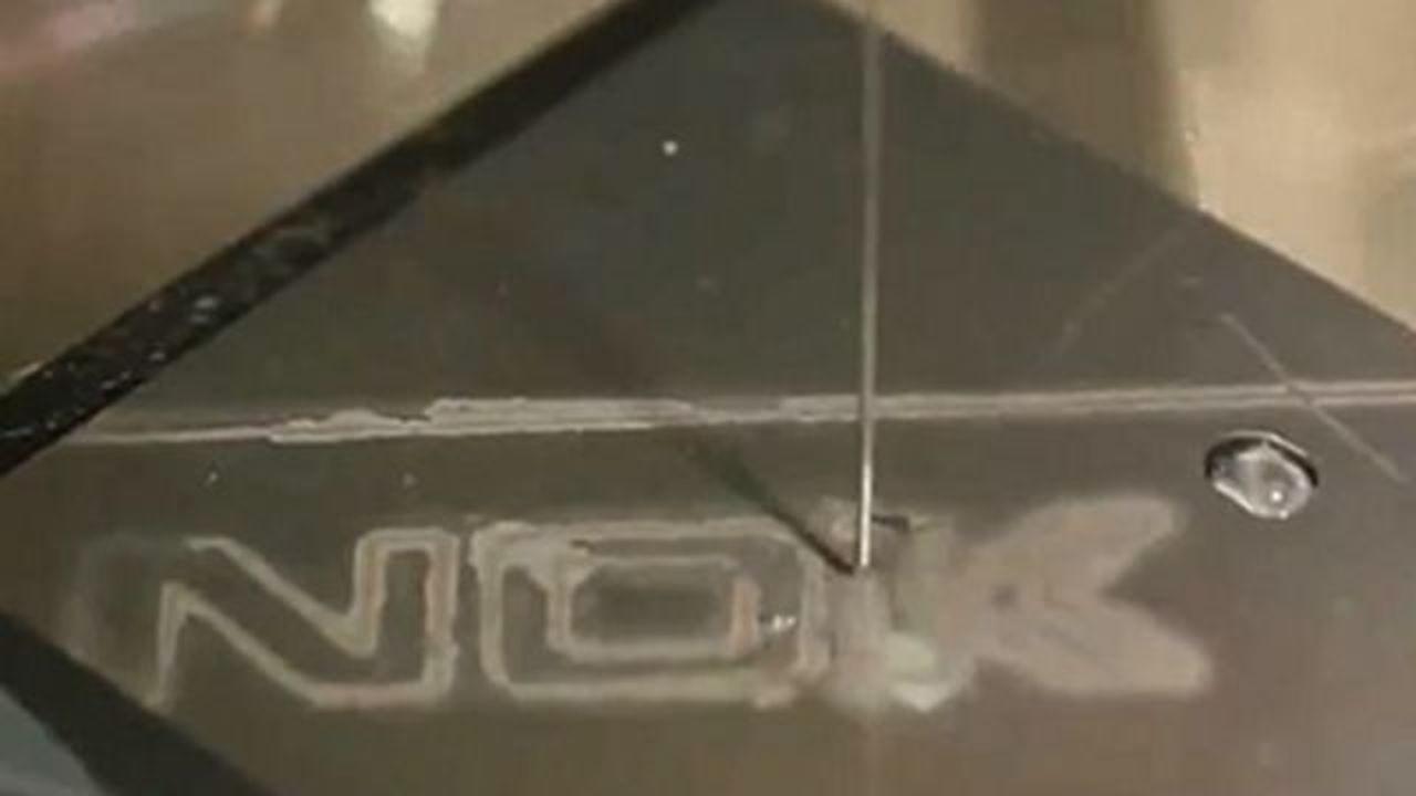 Учёные придумали дисплей из воды и воздуха
